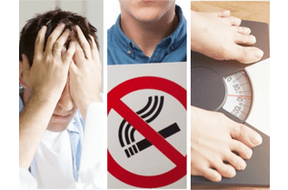 Depression, Quit Smoking, Weight Loss Protocols